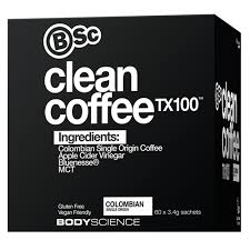 BSC Clean Coffee TX100