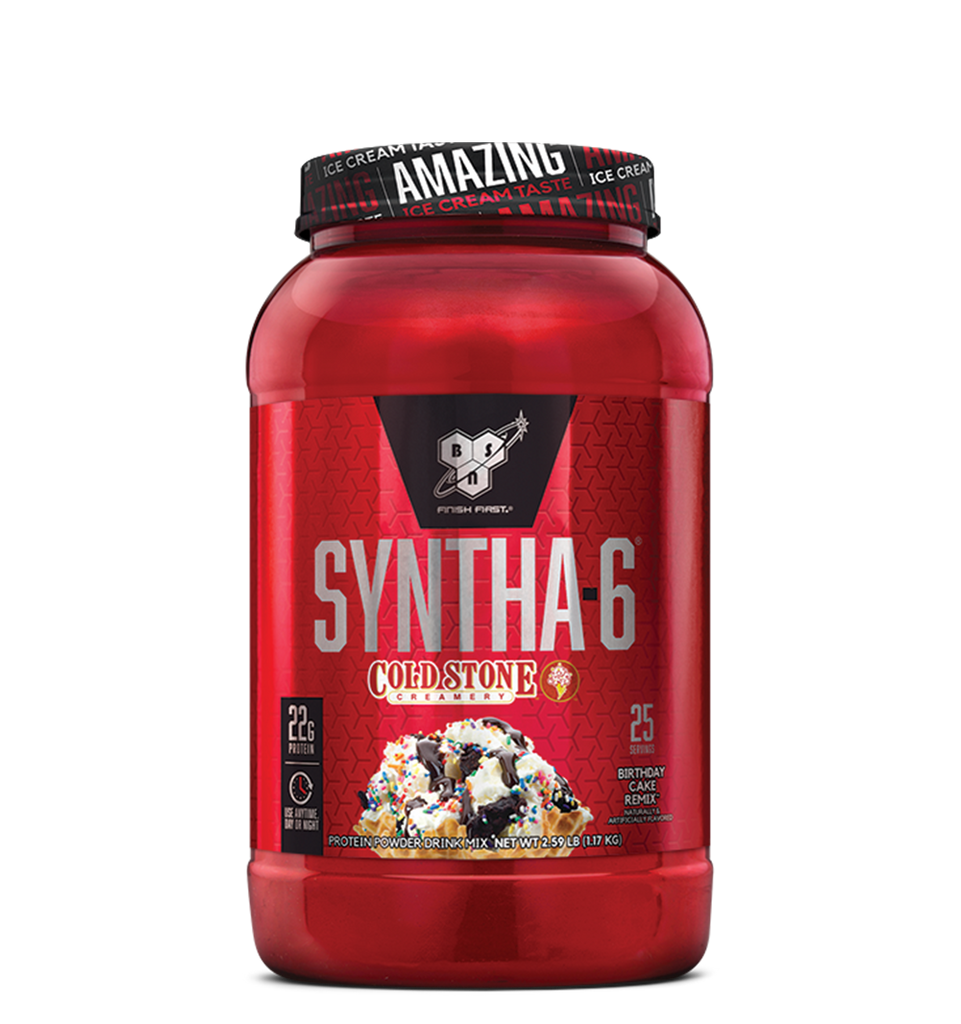 BSN Syntha 6 Cold Stone Creamery Protein
