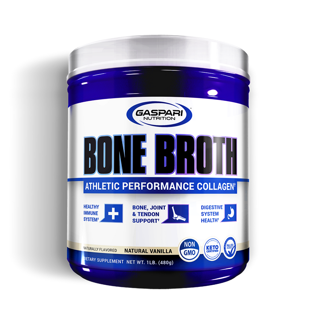 Gaspari Bone Broth - Athletic Performance Collagen
