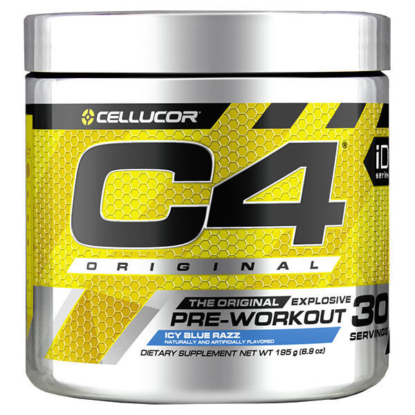Cellucor C4 iD Original Pre-Workout