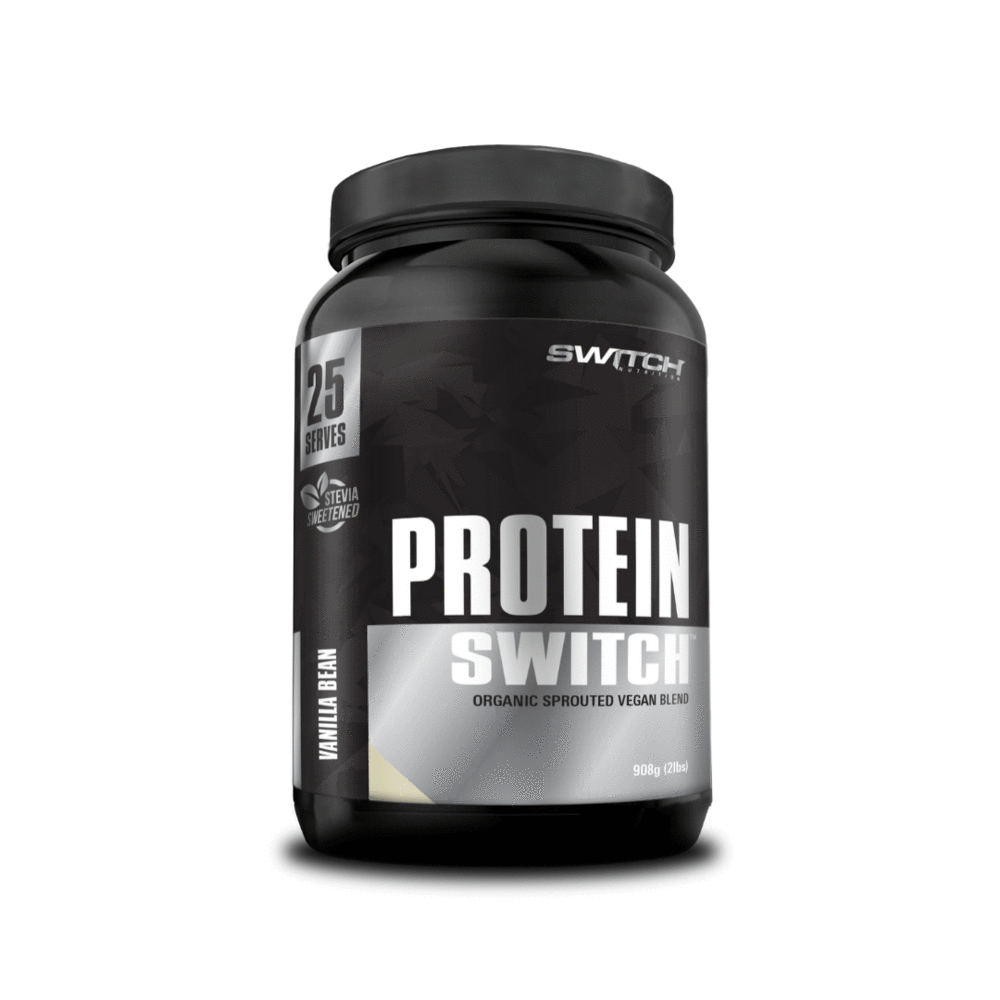 Switch Nutrition Protein Switch - Organic Sprouted Vegan Blend 908g