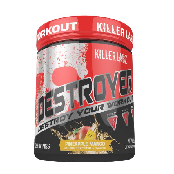 Killer Labz Destroyer Pre Workout