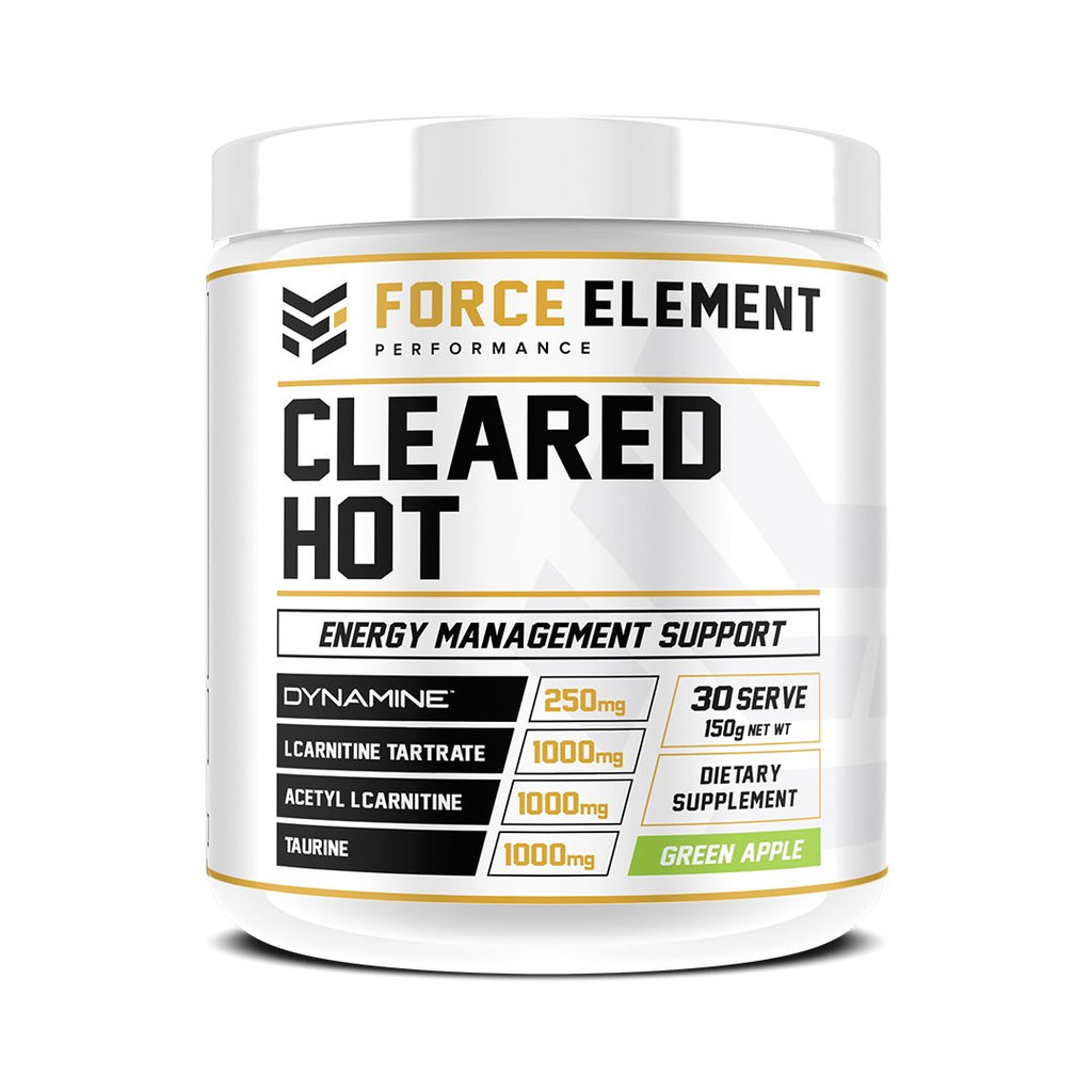 Force Elements Cleared Hot Fat Burner