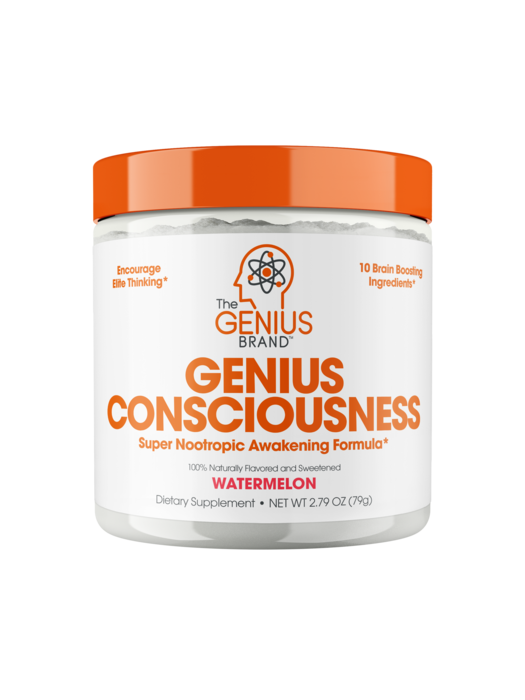 The Genius Brand Consciousness - Super Nootropic Awakening Formula 79g