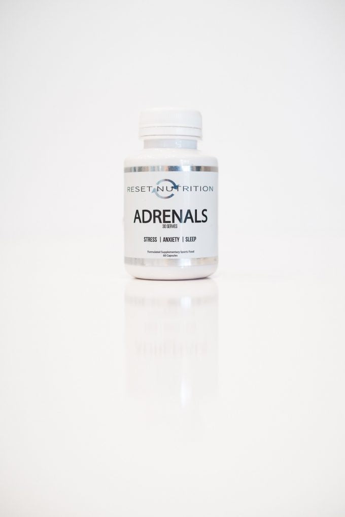 Reset Nutrition Adrenals Capsules