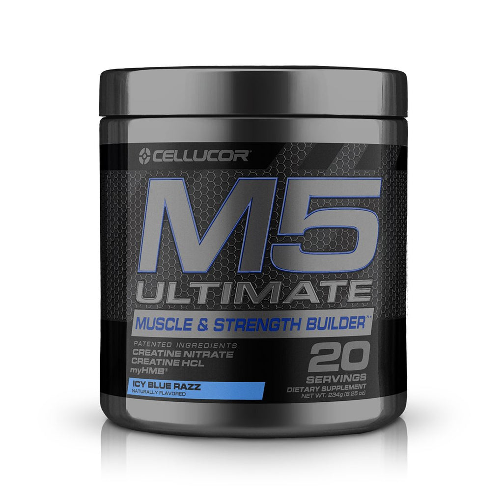 Cellucor M5 Ultimate | Muscle and Strength Builder