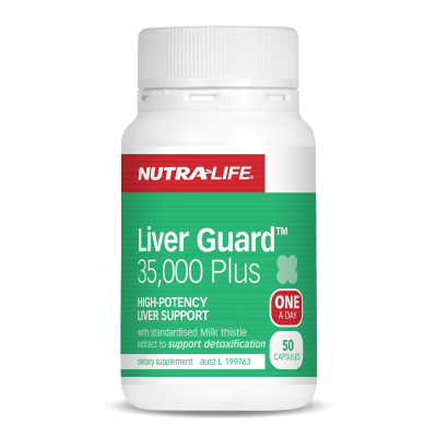 Nutra-Life Liver Guard 35,000 Plus