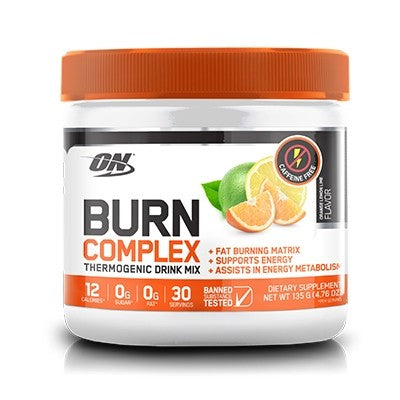 ON Burn Complex Non Stim