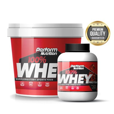 Perform Nutrition 100% Whey Protein + EHP Labs RP Max