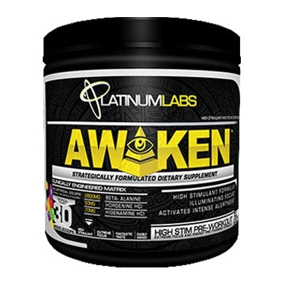 Platinum Labs Awaken Pre-Workout