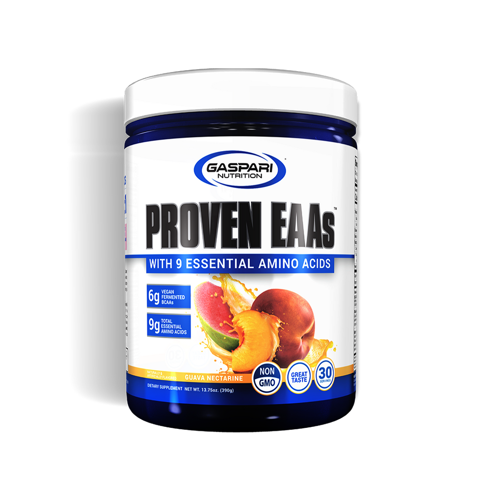 Gaspari Proven EAAs - with 9 Essential Amino Acids