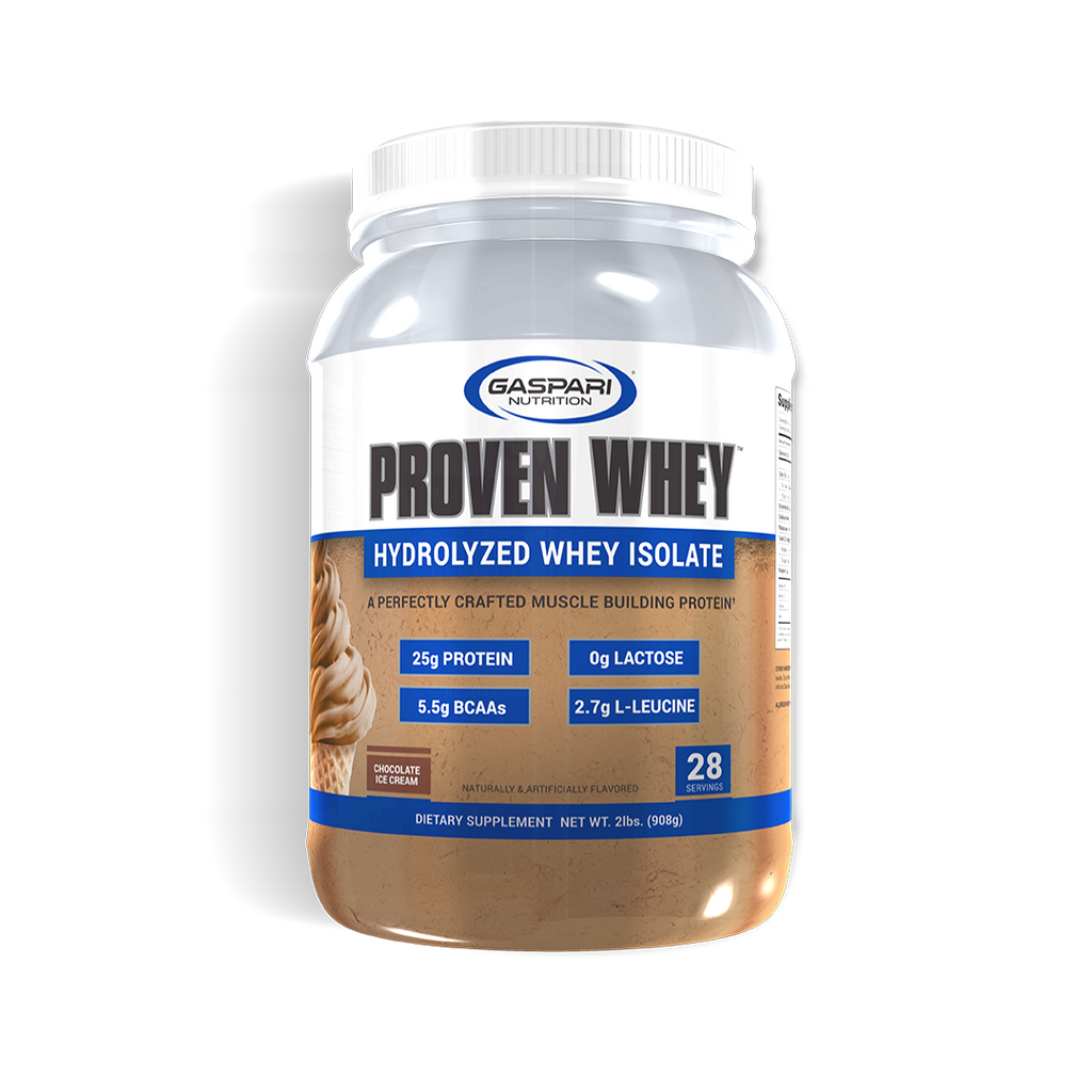 Gaspari Proven Whey - Hydrolyzed Whey Isolate