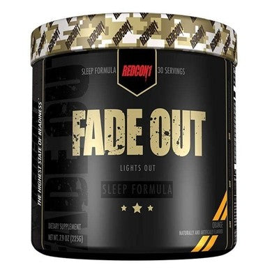 Redcon 1 Fade Out Sleep Formula