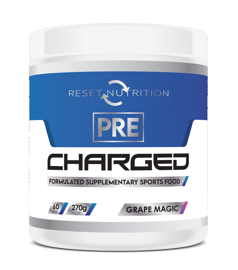Reset Nutrition Pre-Charged Pre Workout