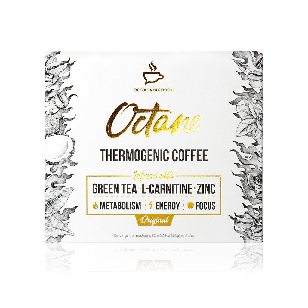 Before You Speak Octane Thermogenic Coffee
