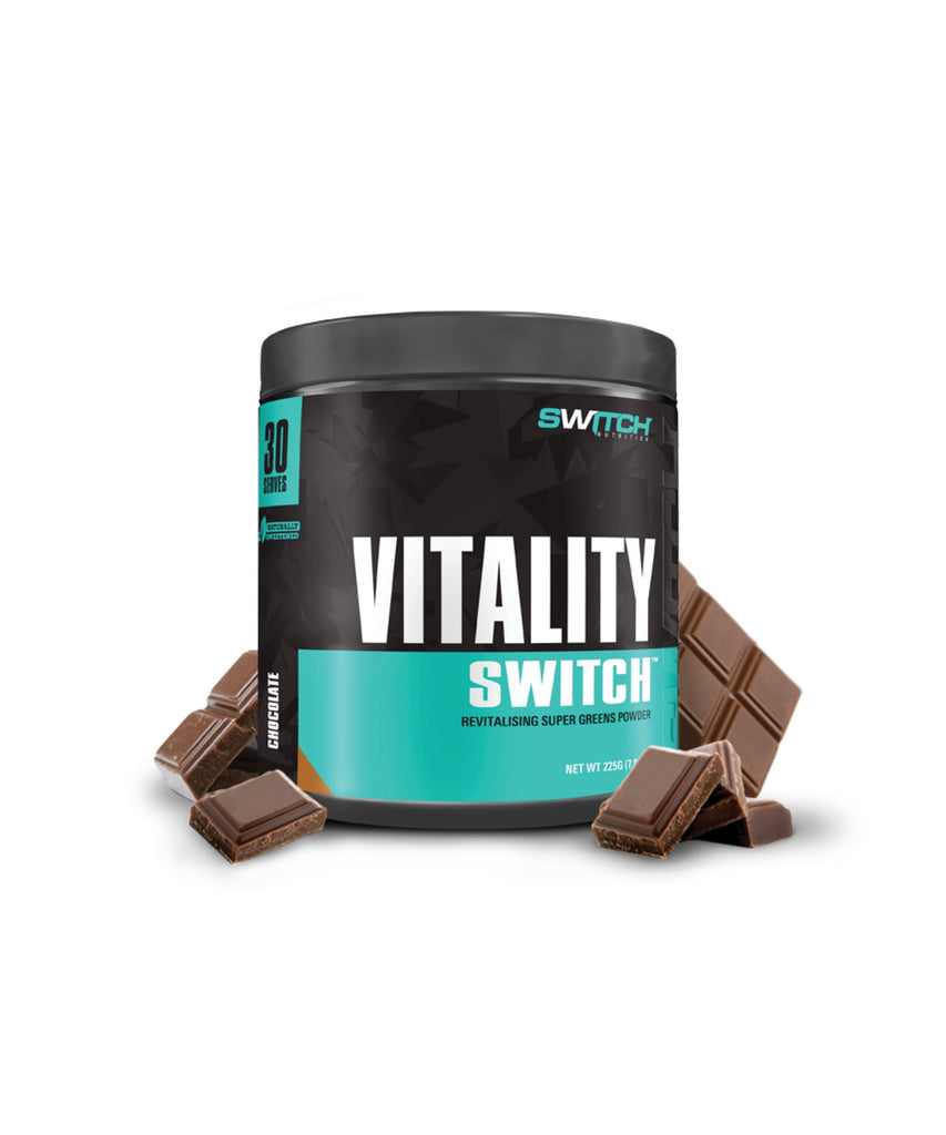 Switch Nutrition Vitality Switch - Revitalising Super Greens