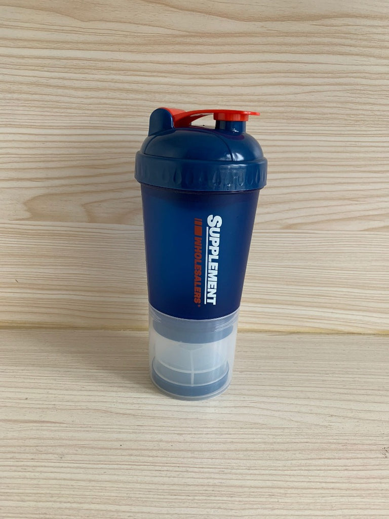 3-in-1 600ml Smart Shaker from Supplement Wholesalers