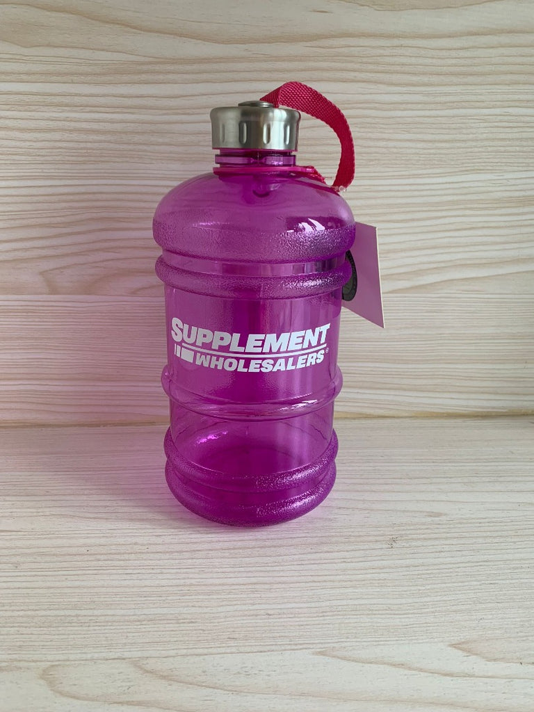 THE BIG BOTTLE 2.2L CLEAR PURPLE
