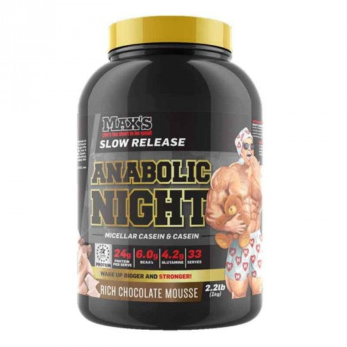 MAXs Anabolic Night 1.8kg