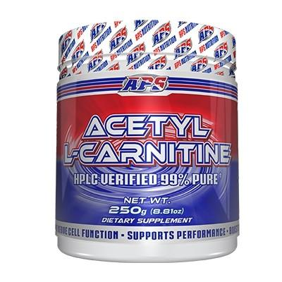 APS Acetyl L-Carnitine - HPLC Verified 99% Pure