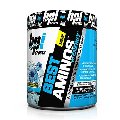 BPI Sports Best Aminos w Energy