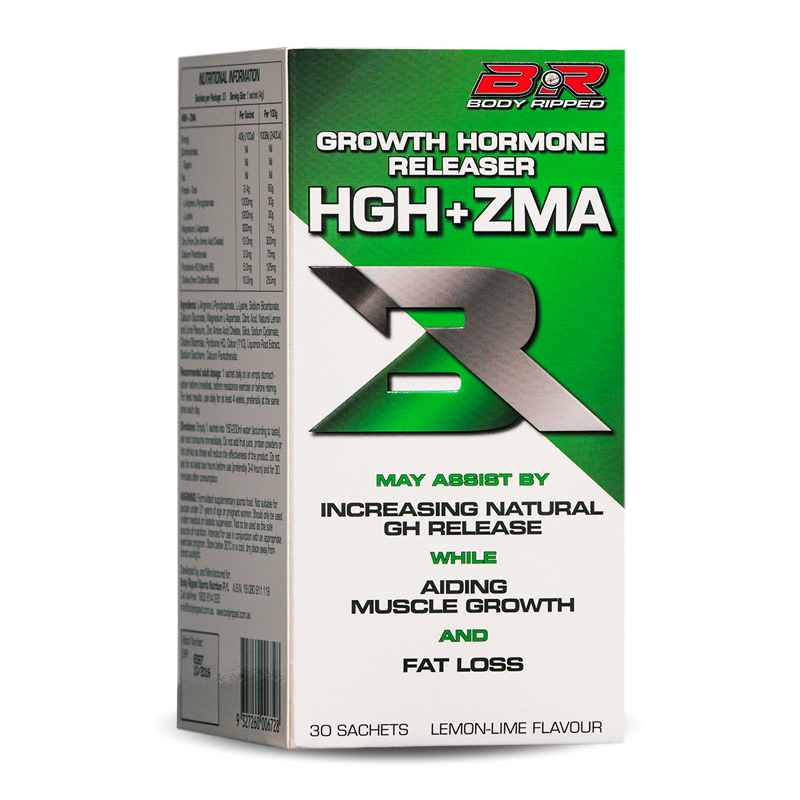 Body Ripped HGH plus ZMA