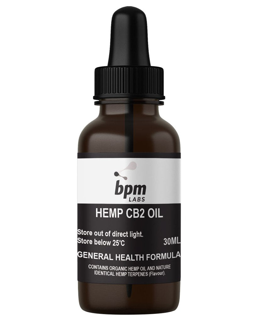 BPM Labs Hemp CB2 Oil