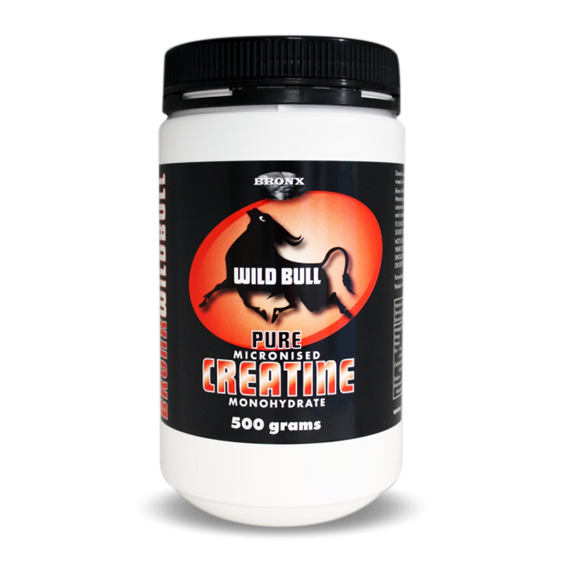Bronx Will Bull Creatine