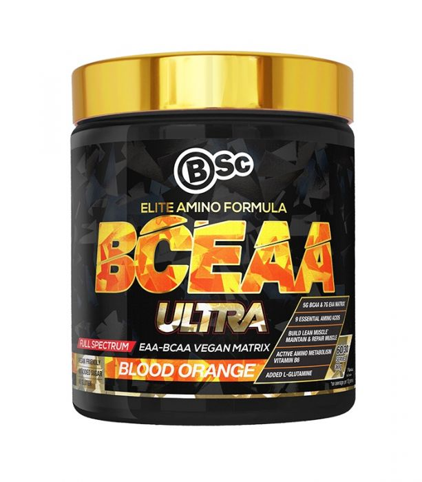 BSC BCEAA ULTRA - Elite Amino Acid Formula l Body Science