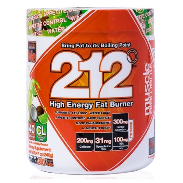 Muscle Elements 212 Fat Burner