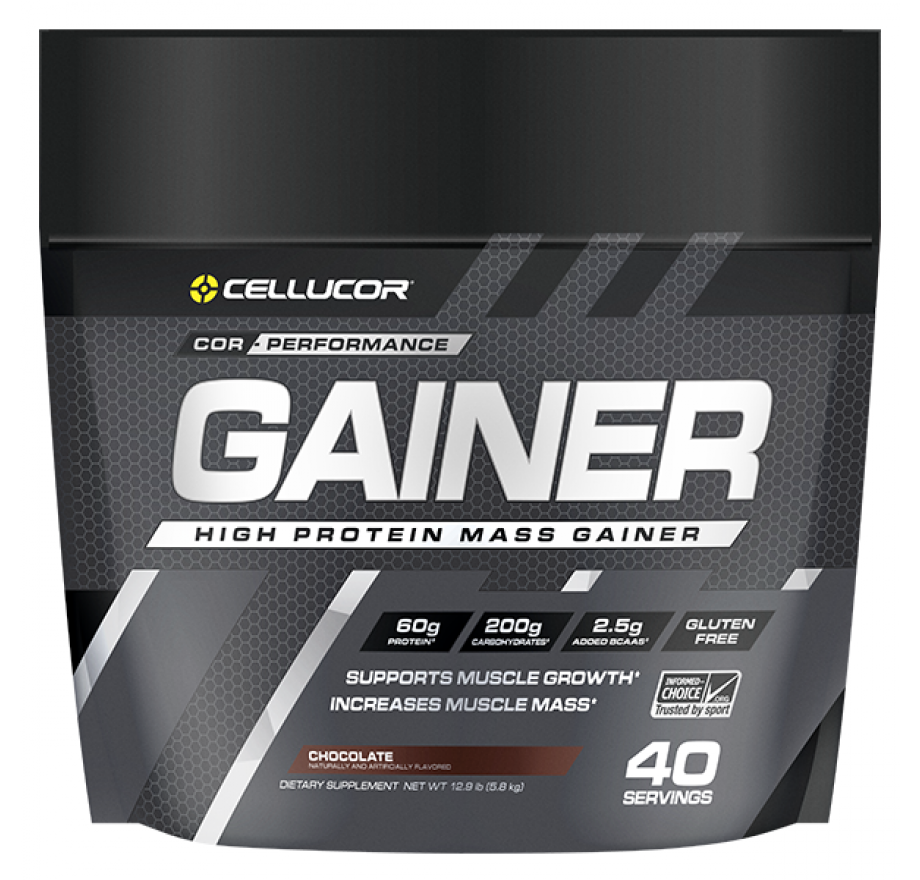 Cellucor Gainer - High Protein Mass Gainer