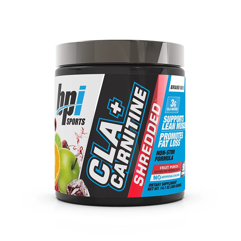 BPI Sports CLA plus Carnitine SHREDDED