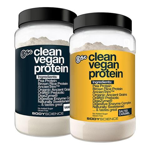 Clean Vegan Protein by Body Science BSc