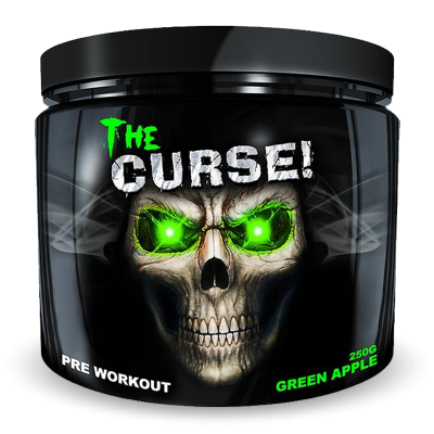 Cobra Labs The Curse Pre-Workout