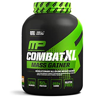 MusclePharm Combat XL Mass Gainer