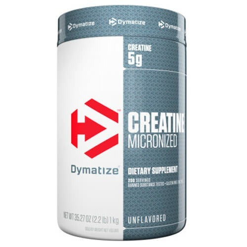 Dymatize micronised creatine