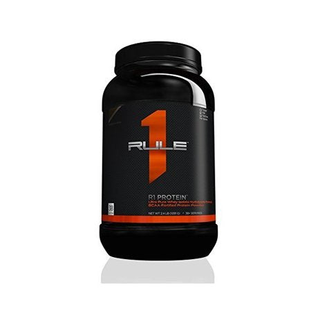 Rule 1 R1 WPI and Hydrolyzed Protein