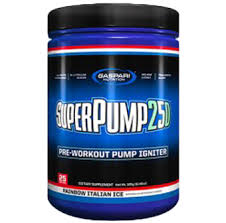 Gaspari SuperPump 250 Pre-Workout