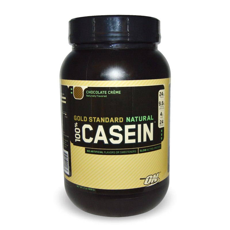 ON Gold Standard 100% Casein Natural