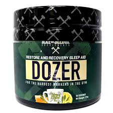 Axe & Sledge Dozer Restore and Recover Sleep Aid