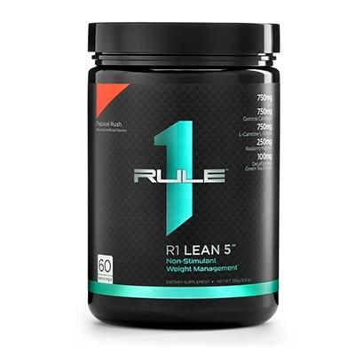 Rule 1 R1 Lean 5 Non-Stim Fat Burner