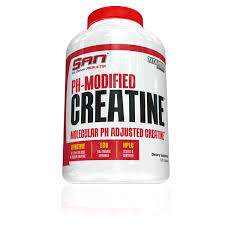 SAN PH Modified Creatine Capsules
