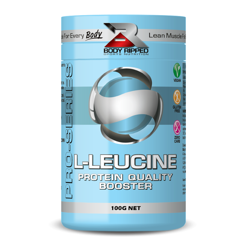 Body Ripped L-Leucine