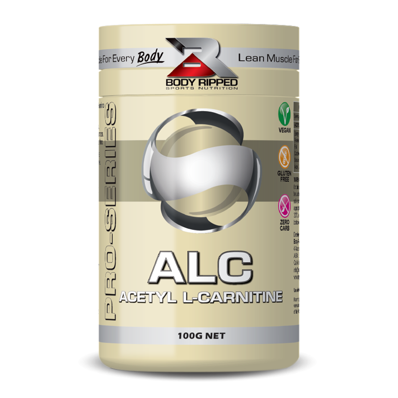 Body Ripped Acetyl L-Carnitine