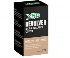 X50 Revolver MCT and Collagen Coffee