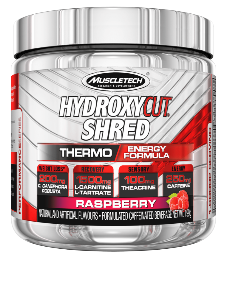 MuscleTech Hydroxycut Shred Fat Burner