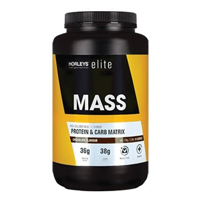 Horleys Mass Elite Protein