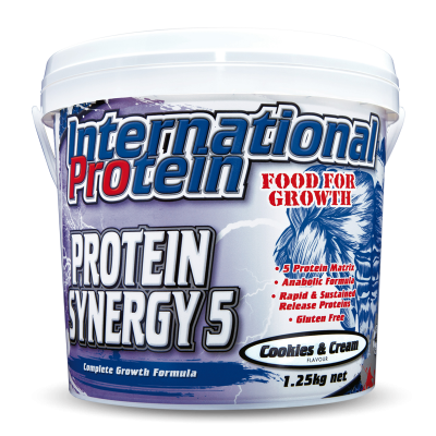 International Protein Synergy 5 Protein