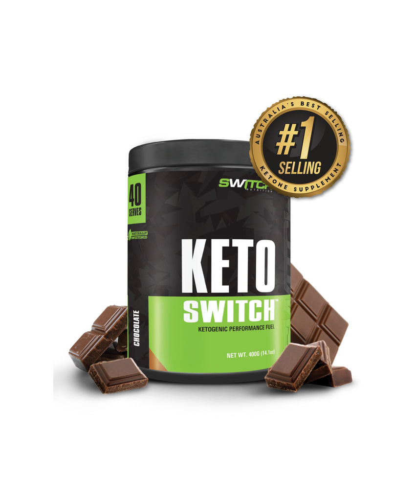 Switch Nutrition Keto Switch - Ketogenic Performance Fuel