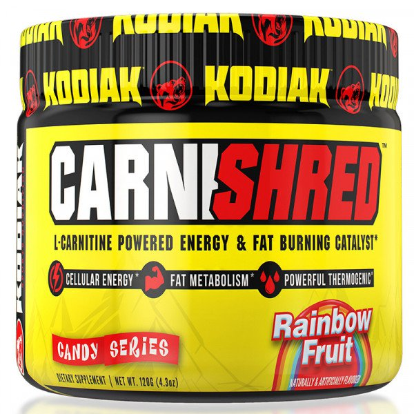Kodiak Sports Carnishred ( L-Carnitine) Fat Burning Powder